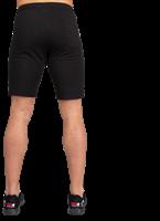 San Antonio Shorts - Black-3