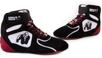 """Chicago High Tops - Black/White/Red Limited"""""""" """"""""-2"""