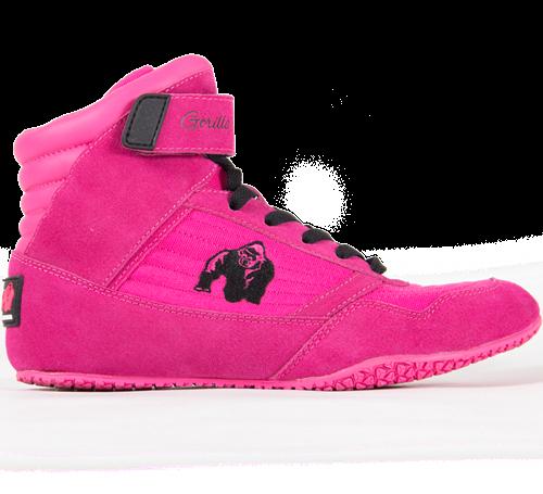 Gorilla Wear High tops Pink-US WOMEN 6,5 / EU 37
