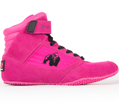 Gorilla Wear High tops Pink-US WOMEN 8 / EU 39