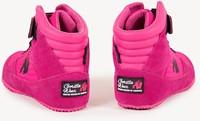 Gorilla Wear High tops Pink-2