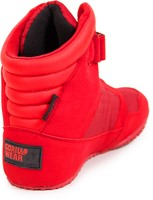 Gorilla Wear High Tops Red - Sfeerbeeld