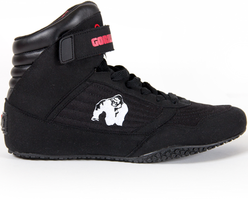Gorilla Wear High Tops Black