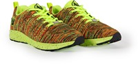 Brooklyn knitted sneakers - Neon mix-2