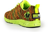Brooklyn knitted sneakers - Neon mix-3