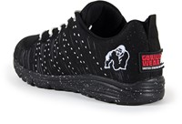 Brooklyn knitted sneakers - Black/White-2