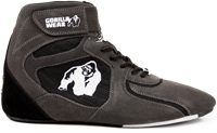 Chicago High Tops - Gray/Black  Limited