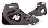 Chicago High Tops - Gray/Black  Limited-2