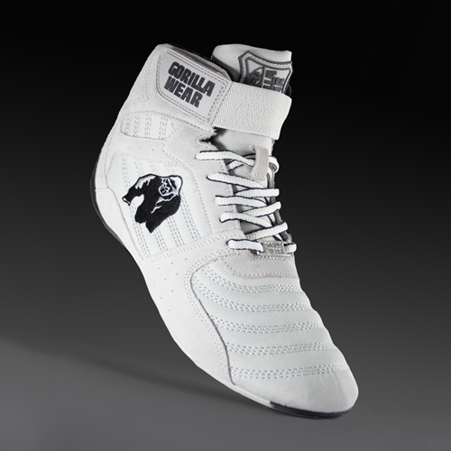 Perry High Tops Pro White - Sfeerbeelden