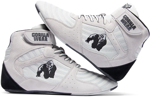 Perry High Tops Pro - White-3