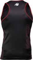 Kenwood Tank Top - Black/Red-2