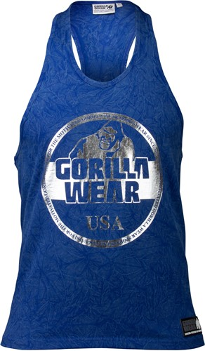 Mill Valley Tank Top - Royal Blue