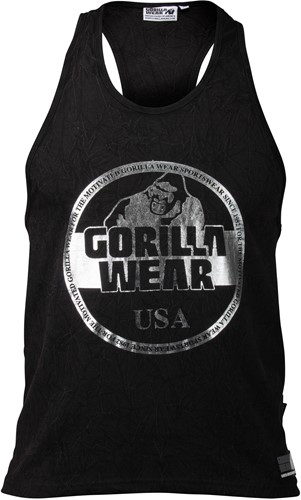 Mill Valley Tank Top - Black