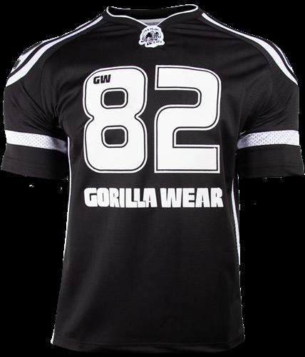 GW Athlete T-Shirt Black/White