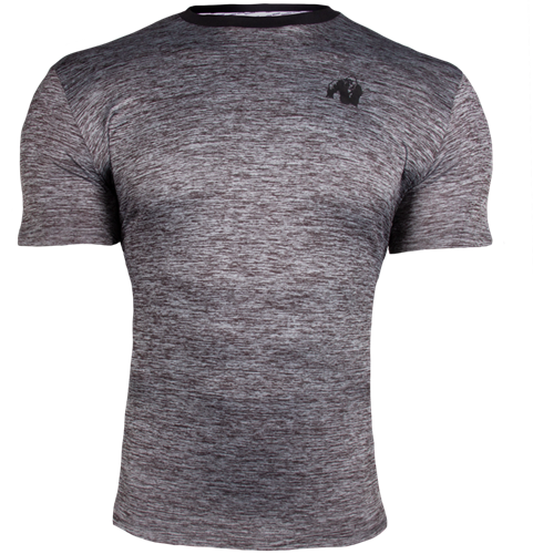 Roy T-shirt - Gray/Black