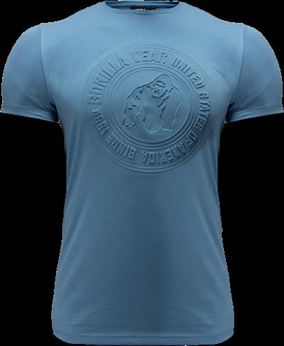 San Lucas T-shirt - Blue