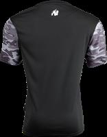 Kansas T-shirt - Black/Gray Camo-2