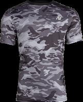Kansas T-shirt - Black/Gray Camo
