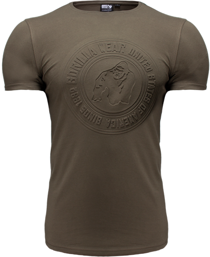 San Lucas T-shirt - Army Green