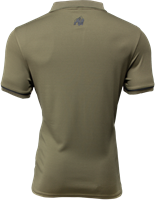 Forbes Polo - Army Green-2