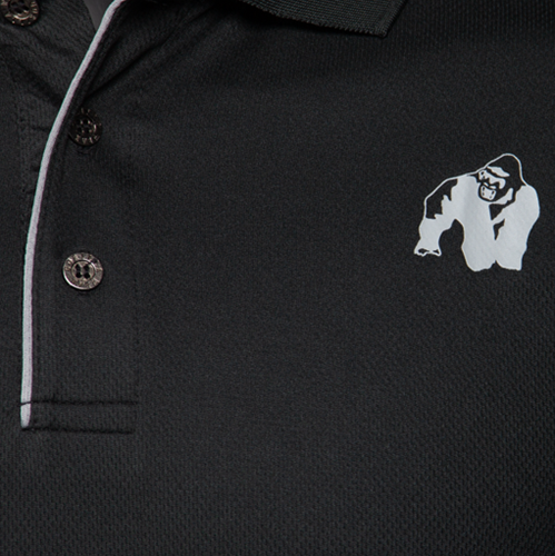 Forbes Polo - Black-3