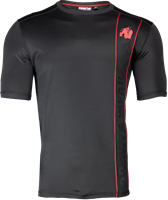 Branson T-Shirt - Black/Red