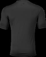 Branson T-Shirt - Black/Red-2