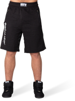 Augustine Old School Shorts - Black
