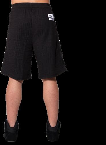 Augustine Old School Shorts - Black-2