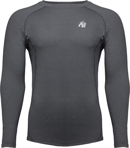Rentz Long Sleeve - Dark Gray