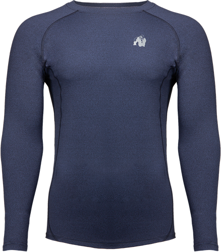 Rentz Long Sleeve - Navy Blue