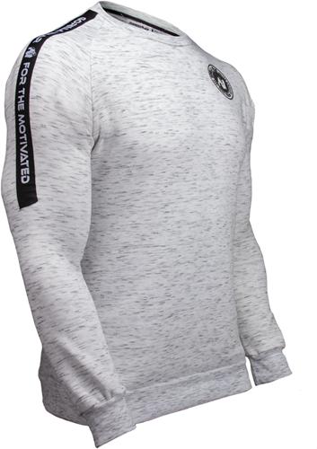 Saint Thomas Sweatshirt - Mixed Gray