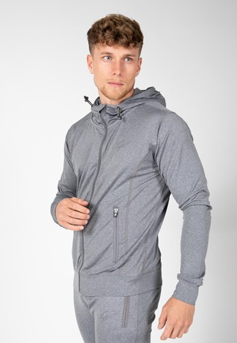 Glendo Jacket - Light Gray