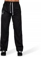 Functional Mesh Pants Black/White-3