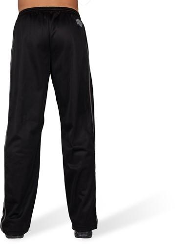 Functional Mesh Pants Black/White-2