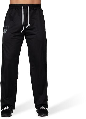 Functional Mesh Pants Black/Red-3