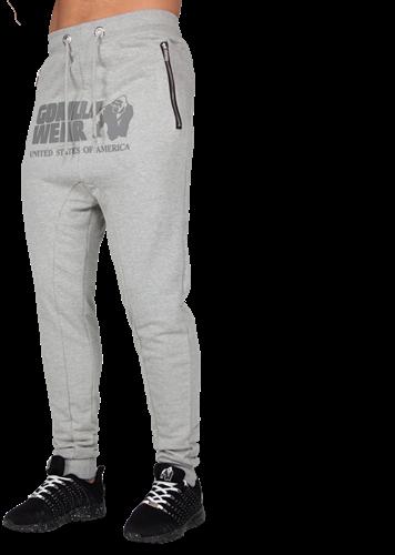 Alabama Drop Crotch Joggers - Gray - 3XL
