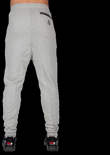 Alabama Drop Crotch Joggers - Gray-3