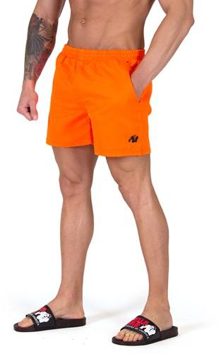 Miami Shorts - Neon Orange