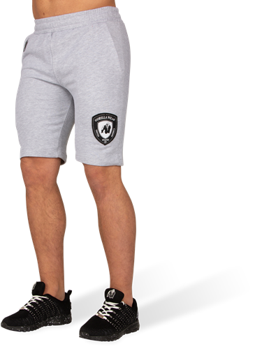 Los Angeles Sweat Shorts - Gray