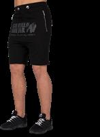 Alabama Drop Crotch Shorts - Black