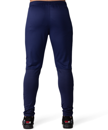 Ballinger Track Pants - Navy Blue/Black-2