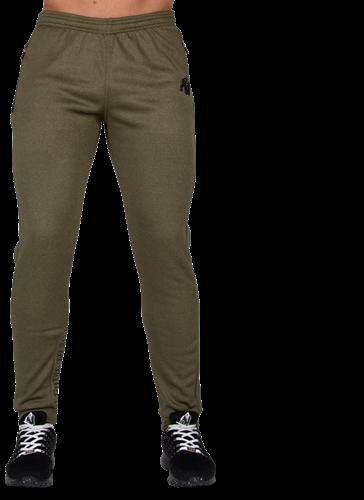Bridgeport Jogger - Army Green-3