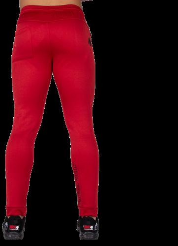 Bridgeport Jogger - Red-2