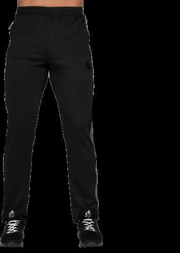 Wellington Track Pants - Black-3