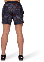 Bailey Shorts - Blue Camo-2