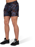 Bailey Shorts - Blue Camo