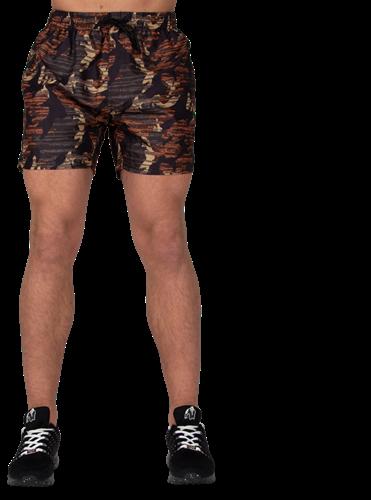 Bailey Shorts - Brown Camo-3