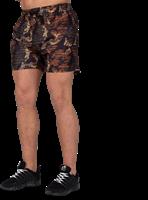 Bailey Shorts - Brown Camo