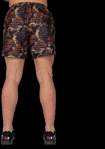 Bailey Shorts - Brown Camo-2